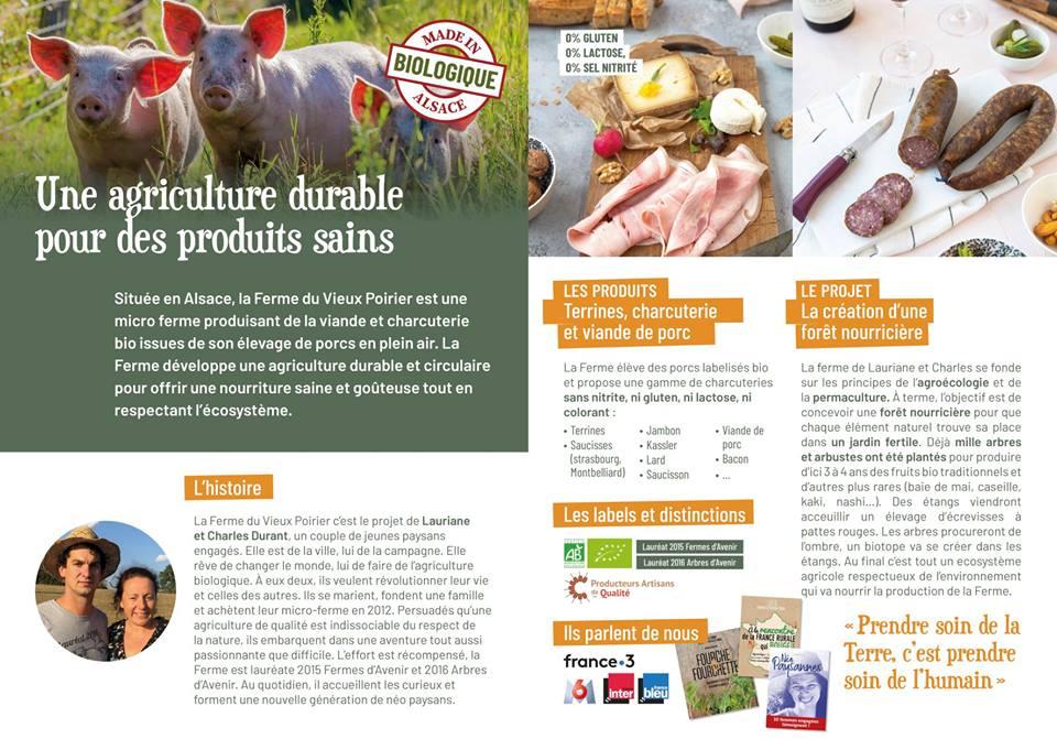 produits épiceries la ferme du vieux poirier